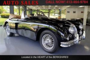 1961 Jaguar XK XK150 Photo