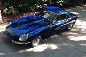 1967 Jaguar E-Type E-TYPE