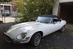 1972 Jaguar S-Type Photo