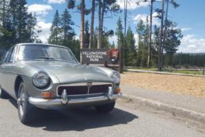 1968 MG MGB
