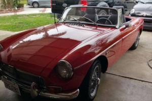 1969 MG MGB MGB Photo