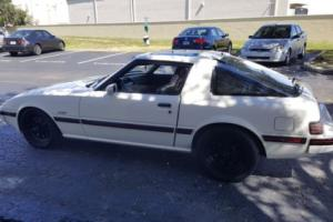 1983 Mazda RX-7 GLS