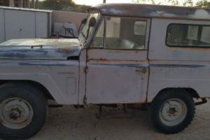 1964 Nissan Other L60 Photo