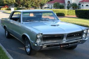 1965 Pontiac GTO COUPE - RESTORED - 500  MILES