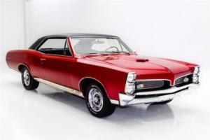 1967 Pontiac GTO 400 Three Deuces Rare Options