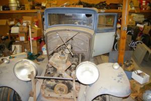1930 REO T 6 4 Door Sedan