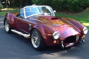 1965 Shelby Backdraft Cobra RT3