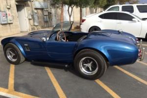 1965 Replica/Kit Makes Shelby AC Cobra Replica