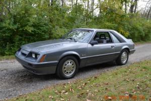 1985 Ford Mustang GT GT 5.0