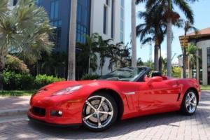 2011 Chevrolet Corvette Z16 Grand Sport w/4LT