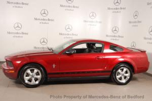2007 Ford Mustang 2dr Coupe Deluxe