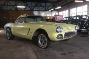 1962 Chevrolet Corvette Corvette