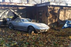 1968 Chevrolet Corvette Convertible