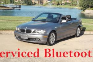 2005 BMW 3-Series 325CI Convertible LOW SHIPPING
