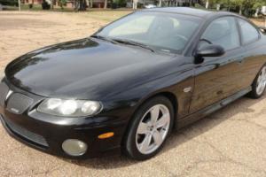 2004 Pontiac GTO SIX 6 SPEED LS1 5.7 GOOD MILES NOT HOTRODDED STOCK