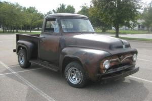 1955 Ford F-100 Custom Cab