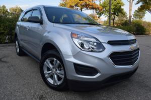 2016 Chevrolet Equinox LS-EDITION