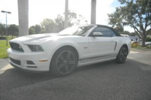 2013 Ford Mustang CALIFORNIA SPECIAL