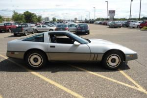 1984 Chevrolet Corvette 4+3