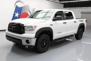 2012 Toyota Tundra T-FORCE CREWMAX 4X4 LEATHER