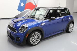 2013 Mini Cooper S JOHN  WORKS TURBO SUNROOF