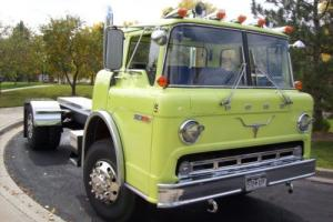 1975 Ford C900 COE Fire Truck