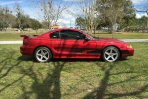 1998 Ford Mustang Steeda Cobra S/N 98-009