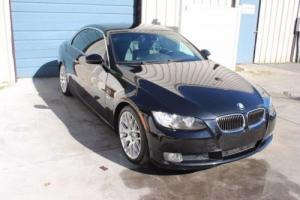 2007 BMW 3-Series 328i Sport Premium Package Convertible