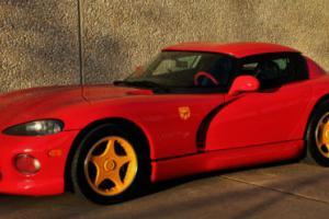 1996 Dodge Viper Ketchup and Mustard 1 of 166 Made
