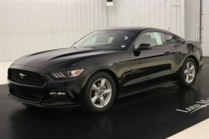 2016 Ford Mustang 6-SPEED AUTOMATIC REVERSE PARK ASSIST MSRP $26535
