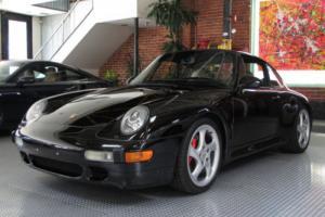 1996 Porsche 911 2dr Coupe Carrera 4S
