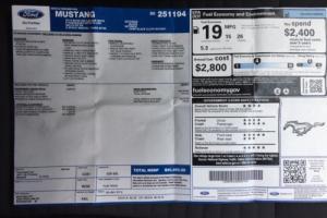 2013 Ford Mustang Laguna Seca