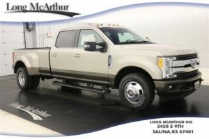 2017 Ford F-350 KING RANCH CREW CAB NAV LEATHER MSRP $58910 Photo