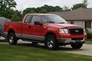 2005 Ford F-150 XLT 4x4 w/tow package