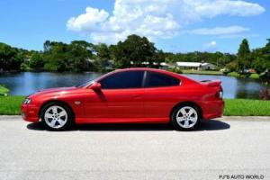 2006 Pontiac GTO Base 2dr Coupe