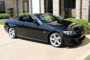 2013 BMW 3-Series 335i Convertible M Sport