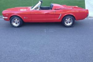 1965 Ford Mustang 2 Seat