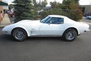 1973 Chevrolet Corvette 4sp DOCUMENTED SURVIVIOR