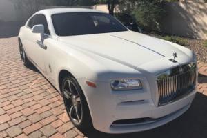 2015 Rolls-Royce Wraith Rolls Royce Wraith.