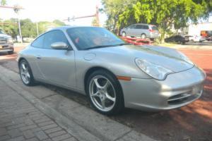2002 Porsche 911 2002 911 CARRERA COUPE Photo