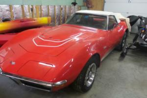 1970 Chevrolet Corvette LT-1 Convertable