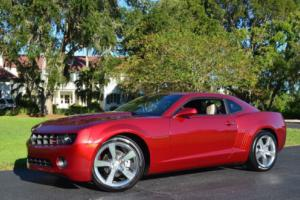 2011 Chevrolet Camaro 2dr Coupe 2LT W/RS Package