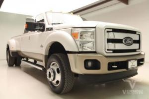 2013 Ford F-450 King Ranch Crew Cab 4x4 Fx4