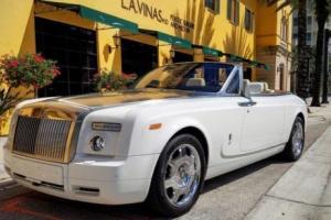 2009 Rolls-Royce Phantom Drophead Convertible