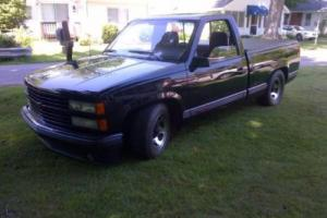1990 Chevrolet C/K Pickup 1500 SS