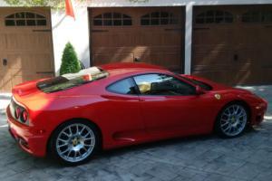2004 Ferrari 360 Photo