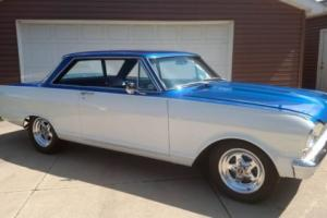 1963 Chevrolet Nova coupe ss