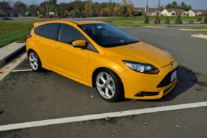2013 Ford Focus ST2
