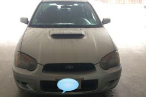 2004 Subaru Impreza Wex