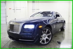 2014 Rolls-Royce Wraith Photo